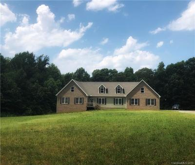 Rockwell Single Family Home For Sale: 8910 Old Beatty Ford Road