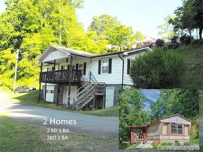 Haywood County Single Family Home For Sale: 48/51 Snowy Hill Lane