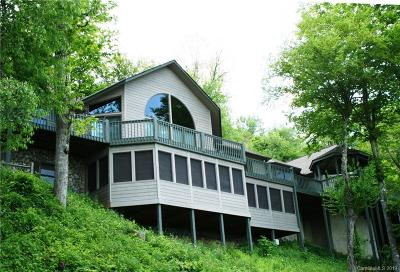 Mars Hill Single Family Home Under Contract-Show: 550 Overlook Drive