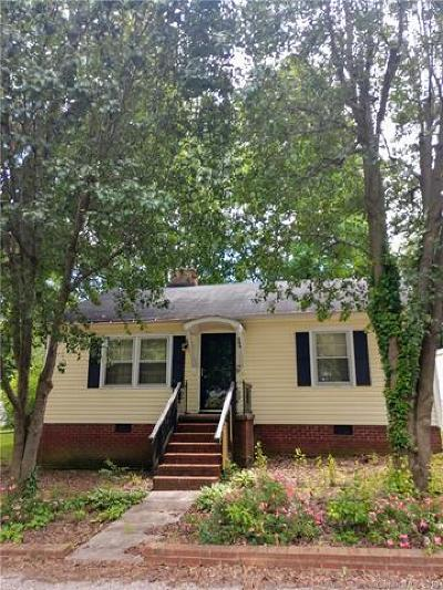 Union County Single Family Home For Sale: 204 Phifer Street
