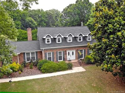 Mint Hill Single Family Home For Sale: 6040 Morris Farm Lane