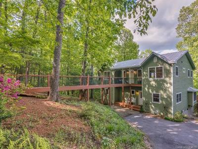 Henderson County Single Family Home For Sale: 364 Laurel Mountain Trail