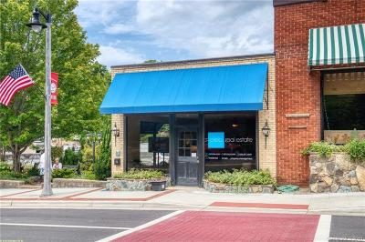 Tryon Commercial For Sale: 120 Trade Street