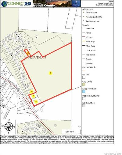Troutman Residential Lots & Land For Sale: Maple Street
