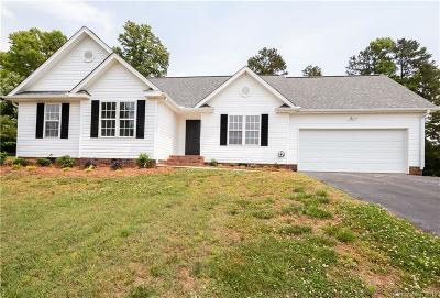 Statesville Single Family Home Under Contract-Show: 175 Angel Oaks Drive