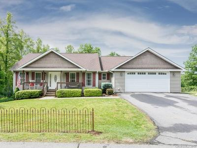 Weaverville Single Family Home For Sale: 47 Locust Meadow Lane