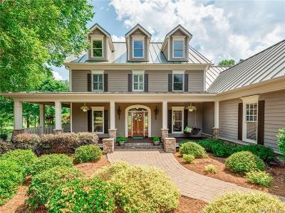 Mooresville Single Family Home For Sale: 129 Union Chapel Drive