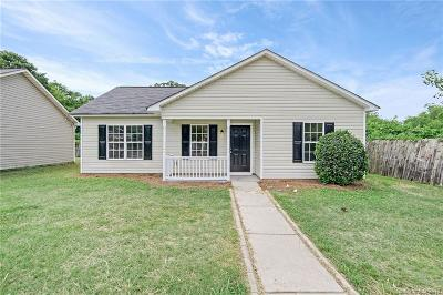 Charlotte Single Family Home For Sale: 702 Hoskins Road