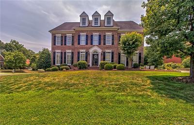 Matthews Single Family Home For Sale: 3066 Marblebrook Drive