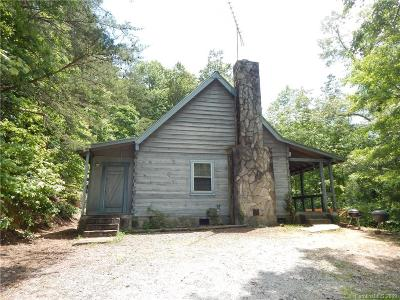 Rutherfordton Single Family Home Under Contract-Show: 5460 Us 64/74a Highway