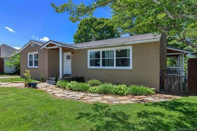 Brevard Single Family Home For Sale: 644 N Country Club Road