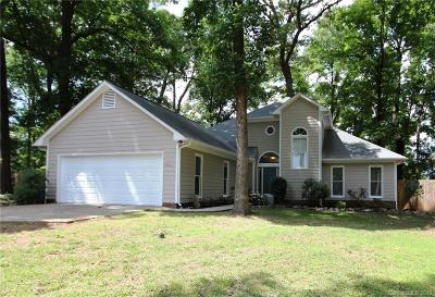 Charlotte Single Family Home For Sale: 9801 Rockwood Road