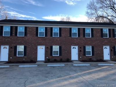 Union County Rental For Rent: 605 Crowell Street #Unit B