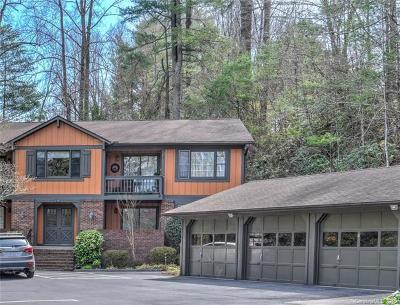 Hendersonville Condo/Townhouse For Sale: 1747 Haywood Manor Road #B