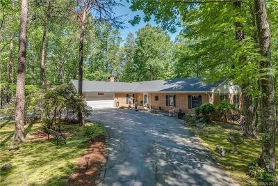 Polk County Single Family Home For Sale: 130 Pine Lane
