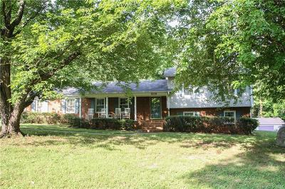 Concord Single Family Home For Sale: 5235 Petersburg Drive
