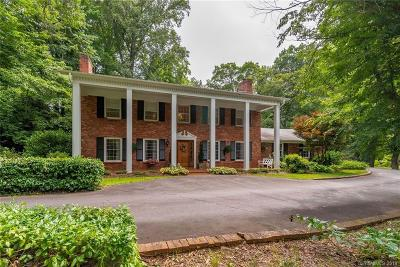 Haywood County Single Family Home For Sale: 21 Riverbend Road