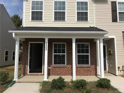 Union County Rental For Rent: 4906 Potter Road