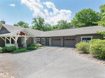 Waynesville Single Family Home For Sale: 65 Ruffed Grouse Lane