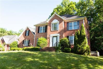 Single Family Home For Sale: 2851 Arrowwood Lane