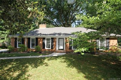 Charlotte Single Family Home For Sale: 5325 Lansing Drive