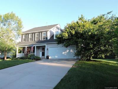 Fletcher Single Family Home For Sale: 338 English Oak Road