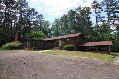 Rockwell Single Family Home For Sale: 8243 Gold Hill Road