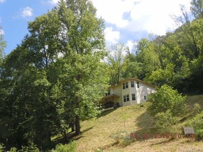 Haywood County Single Family Home For Sale: 747 Osborne Road