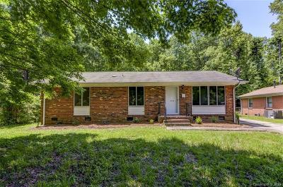Single Family Home For Sale: 3948 Colebrook Road
