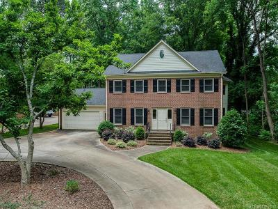 Charlotte NC Single Family Home For Sale: $725,000