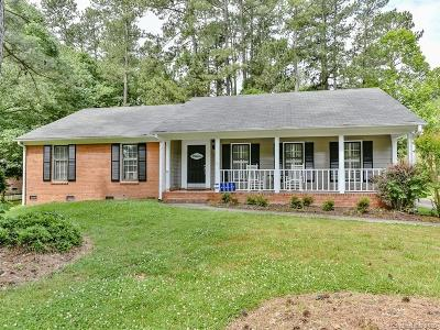Charlotte Single Family Home For Sale: 7115 Powder Mill Place