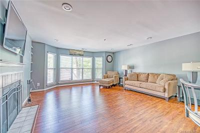 Charlotte Condo/Townhouse For Sale: 529 N Graham Street #2C