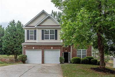 Charlotte Single Family Home Under Contract-Show: 11106 Chastain Parc Drive