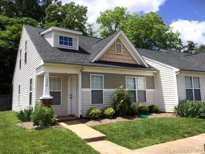 Rock Hill Condo/Townhouse For Sale: 1534 Tiana Way