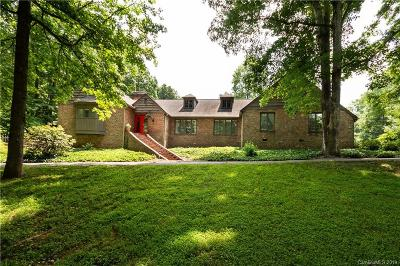 Statesville Single Family Home For Sale: 203 Wickersham Drive