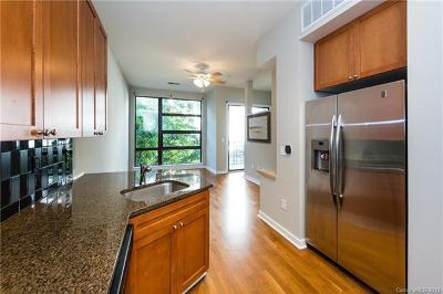 Charlotte Condo/Townhouse For Sale: 525 E 6th Street #205