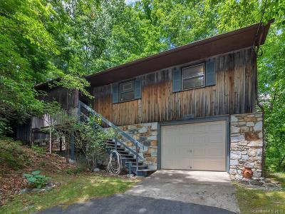 Pisgah Forest Single Family Home For Sale: 814 Pisgah Forest Drive #19