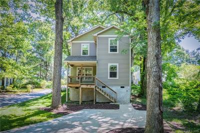 Asheville Single Family Home For Sale: 35 Craig Circle