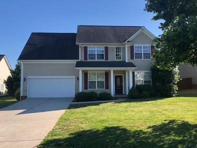 Catawba County Single Family Home For Sale: 1451 Doan Ogden Court