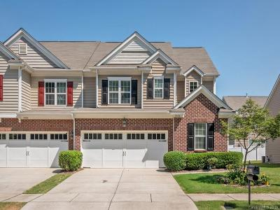 Charlotte Condo/Townhouse For Sale: 5422 Allison Lane