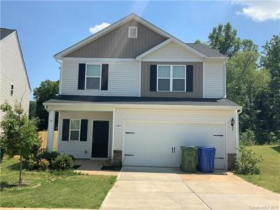 Gastonia Single Family Home For Sale: 1624 Allegheny Drive