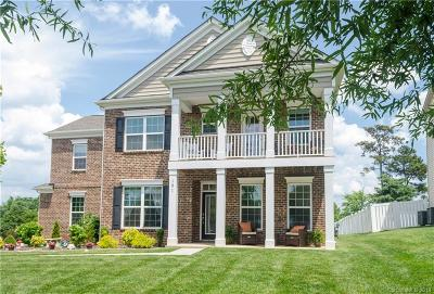 Mooresville Single Family Home For Sale: 151 W Warfield Drive