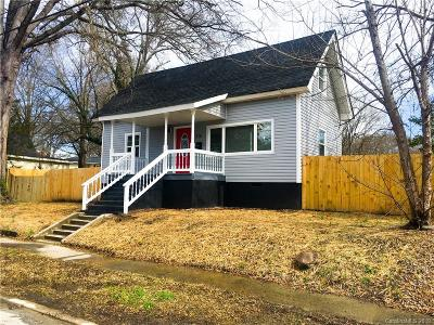 Gastonia Single Family Home For Sale: 316 S Highland Street