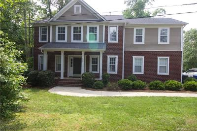 Mint Hill Single Family Home For Sale: 9009 Truelight Church Road