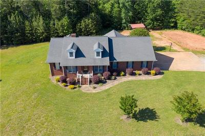 Single Family Home For Sale: 1589 Salem Church Road