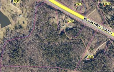 Residential Lots & Land For Sale: 30 +/- AC Black Highway