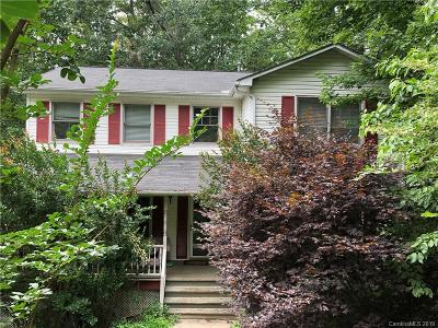 Asheville NC Single Family Home For Sale: $319,500