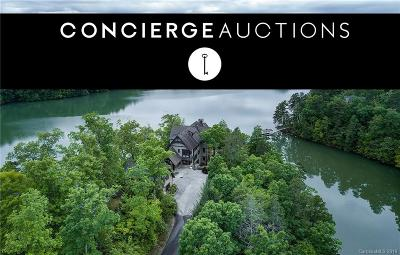 Bryson City NC Single Family Home For Auction: $10,000,000