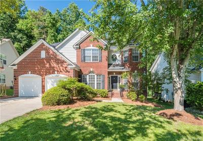 Huntersville Single Family Home Under Contract-Show: 11828 Kennon Ridge Lane
