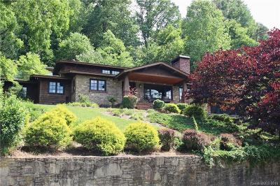 Haywood County Single Family Home For Sale: 1969 S Lakeshore Drive